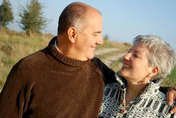 Older Couple Smiling | Tooth Repair with Crowns in Fredericksburg