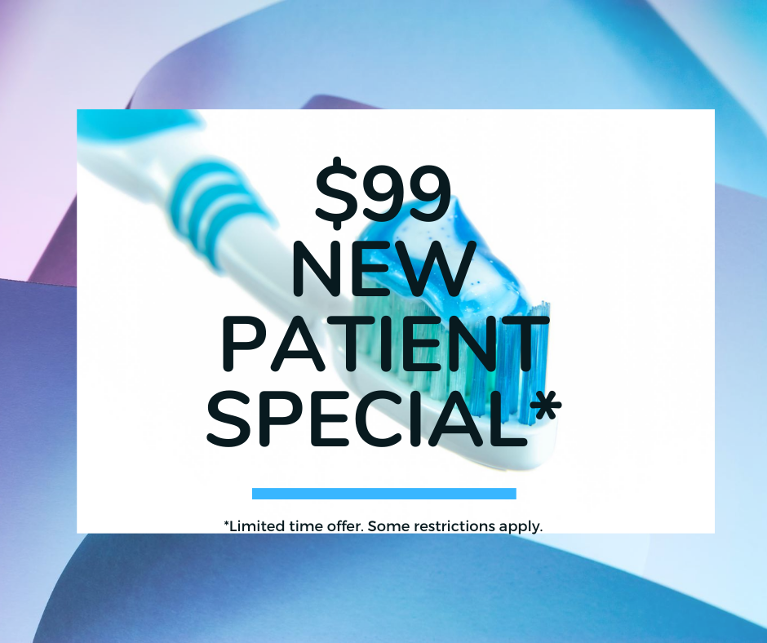 New Patient Special Ad